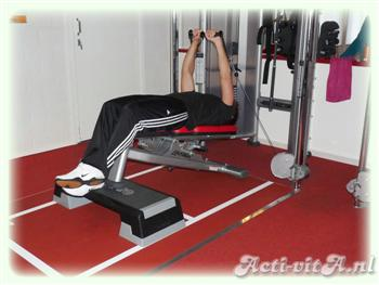 Decline Cable Bench Press