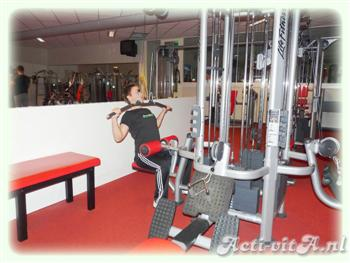 Cable Front Pulldown