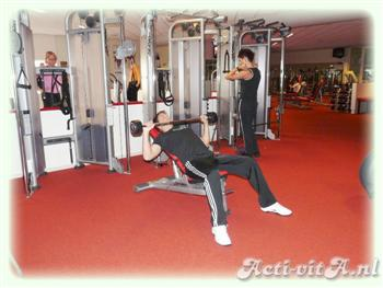 Barbell Incline Bench Press
